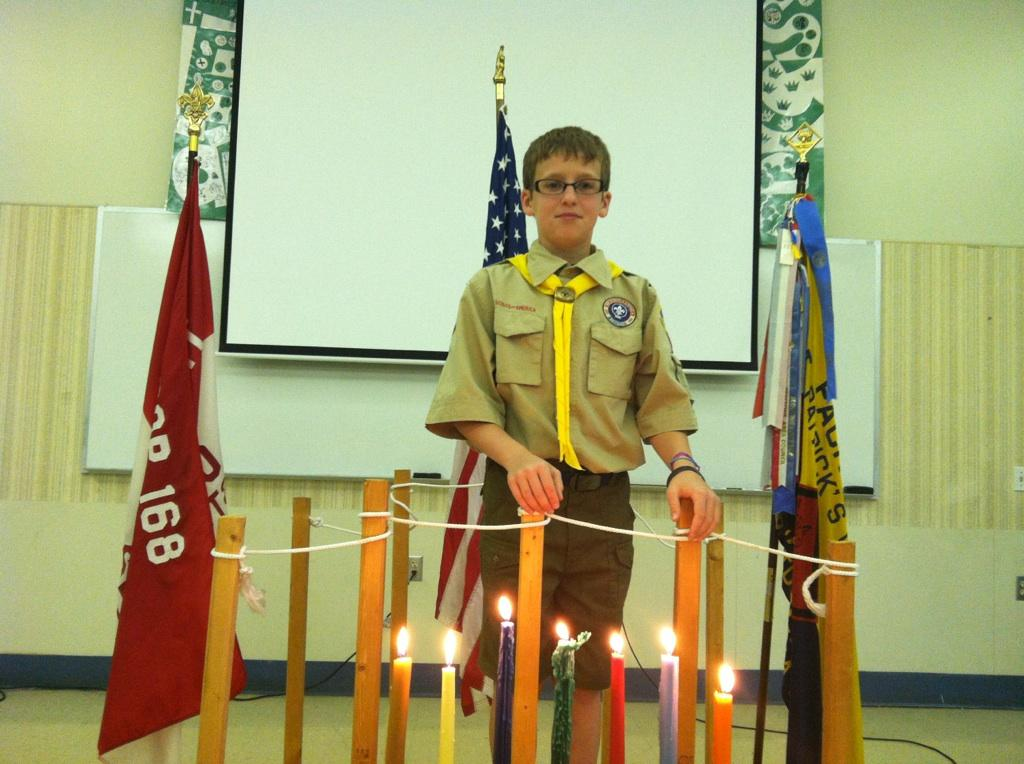 thesis on scouting The boy scouts will begin admitting girls next year, just one of many changes the  organization has undergone over the years.